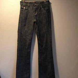 10-Kut black jeans